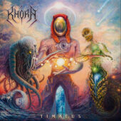 Khôra - Timaeus - CD-Cover