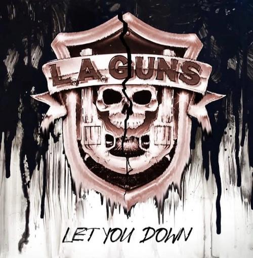 """Das Cover von """"Let You Down"""" von L.A. Guns"""