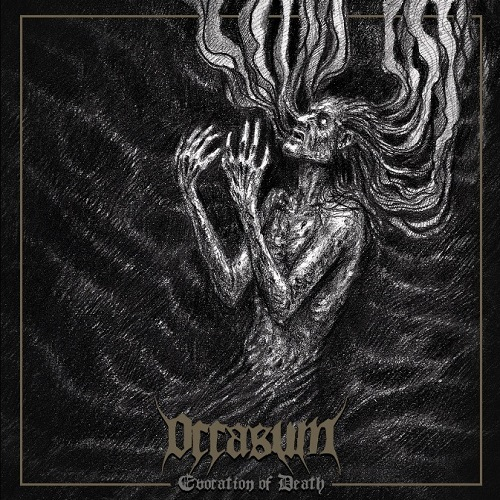 Occasum - Evocation Of Death (EP) - Cover