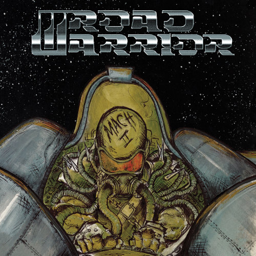 Road Warrior - Mach II - Cover
