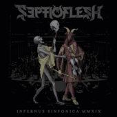 Septicflesh - Infernus Sinfonica MMXIX (Live-DVD) - CD-Cover