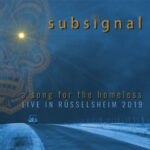 Cover - Subsignal – A Song For The Homeless