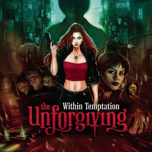 Within Temptation - The Unforgiving - Cover