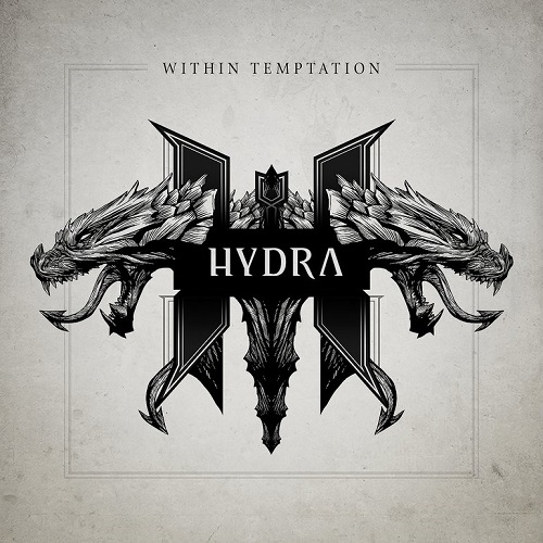 Within Temptation - Hydra - Cover