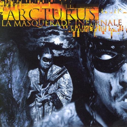 Arcturus - La Masquerade Infernale - Cover