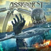 Assignment - Reflections - CD-Cover