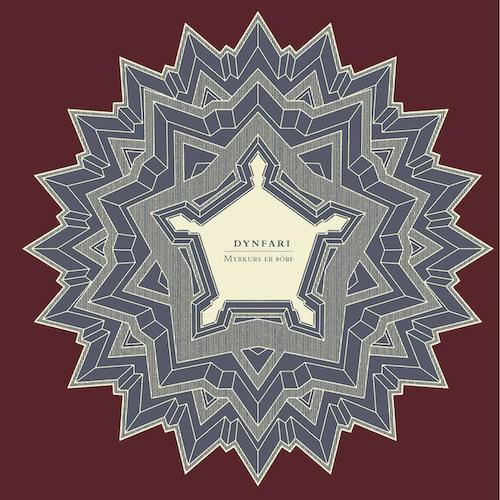 Cover - Dynfari – Myrkurs Er Þörf