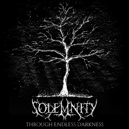 Cover - Solemnity – Through Endless Darkness (EP)