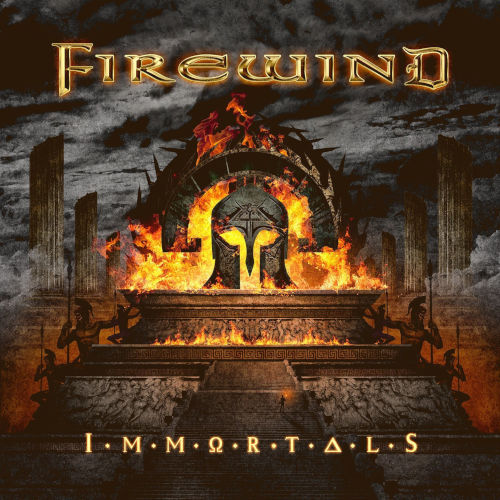Cover - Firewind – Immortals