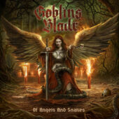 Goblins Blade - Of Angels And Snakes - CD-Cover
