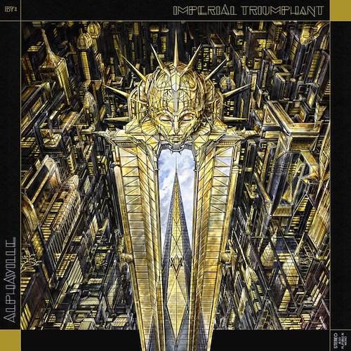 Cover - Imperial Triumphant – Alphaville
