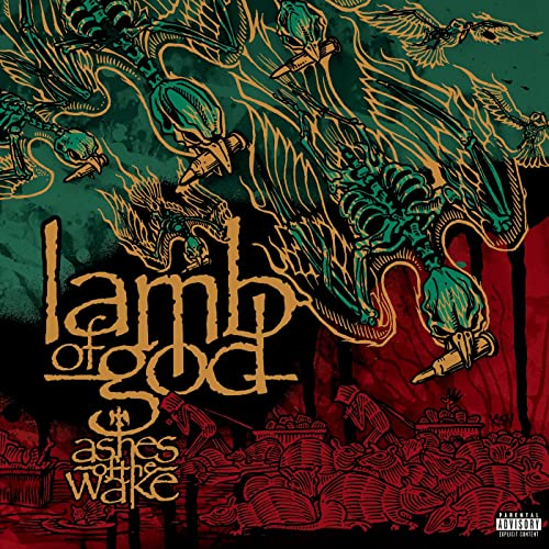 Lamb Of God - Ashes Of The Wake - Cover