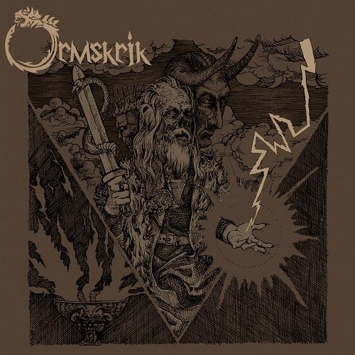 Cover - Ormskrik – Ormskrik