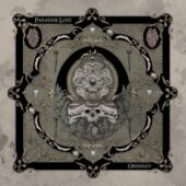 Paradise Lost - Obsidian - CD-Cover