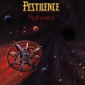 Pestilence - Spheres - CD-Cover