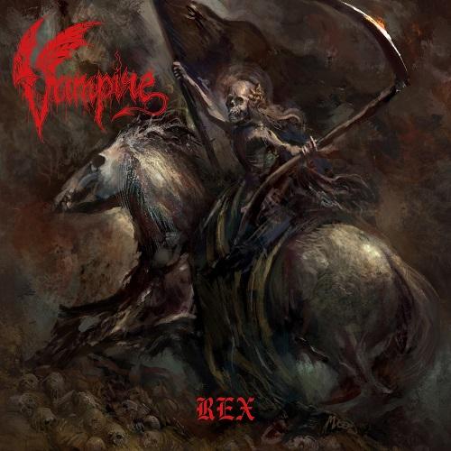 Cover - Vampire – Rex