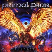 Primal Fear - Apocalypse - CD-Cover