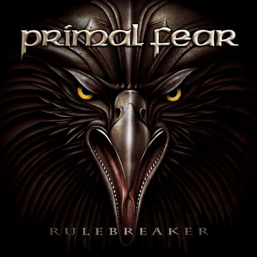 Cover - Primal Fear – Rulebreaker