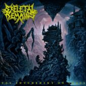 Skeletal Remains - The Entombment Of Chaos - CD-Cover