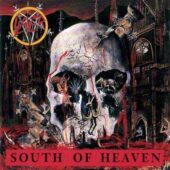 Slayer - South Of Heaven - CD-Cover