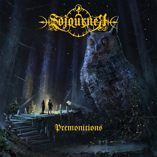 Cover - Sojourner – Premonitions