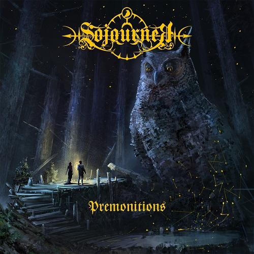 Cover - Sojourner – Premonitions