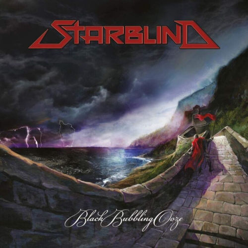 Cover - Starblind – Black Bubbling Ooze