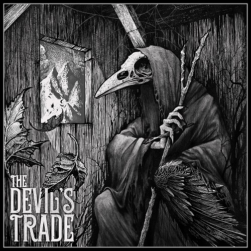 Cover - The Devil's Trade – The Call Of The Iron Peak