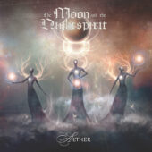 The Moon And The Nightspirit - Aether - CD-Cover