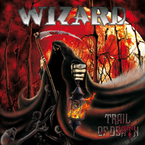 Cover - Wizard – Trail Of Death