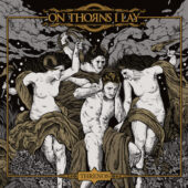 On Thorns I Lay - Threnos - CD-Cover