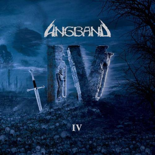 """Das Cover von """"IV"""" von Angband"""