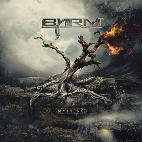 Cover - Bjarm – Imminence