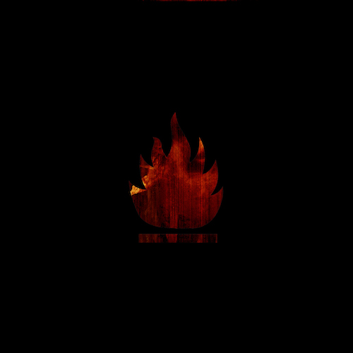 Cover - (Dolch) – Feuer
