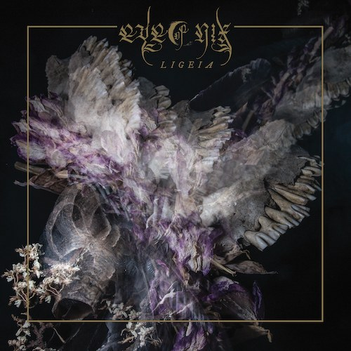 Eye Of Nix - Ligeia - Cover