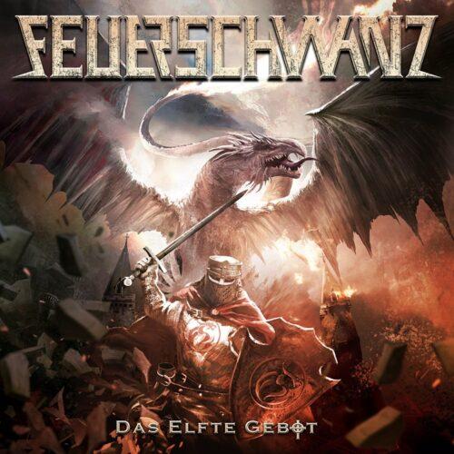 Feuerschwanz - Das Elfte Gebot - Cover