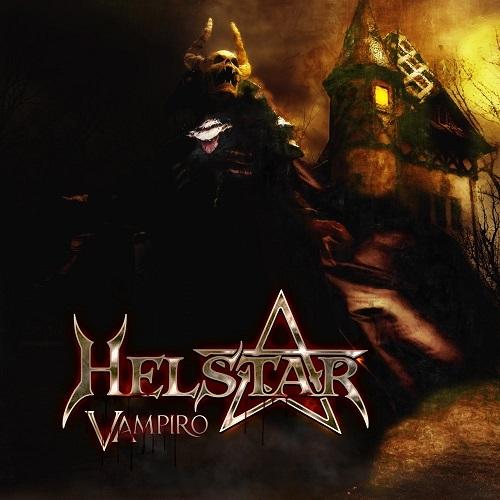 Helstar - Vampiro - Cover