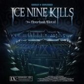 Ice Nine Kills - Undead & Unplugged: Live From The Overlook Hotel (EP) - CD-Cover