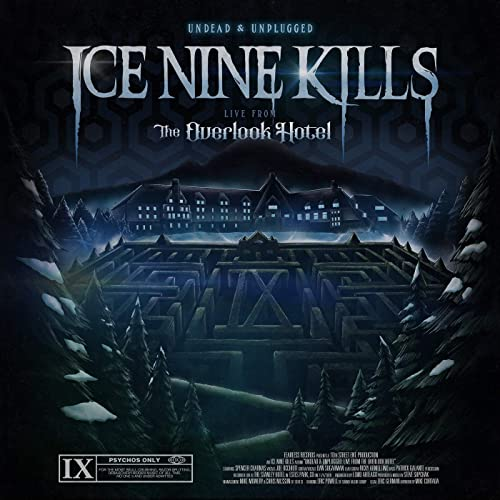Cover - Ice Nine Kills – Undead & Unplugged: Live From The Overlook Hotel (EP)