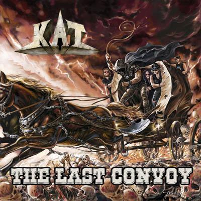 """Das Cover von """"The Last Convoy"""" von KAT"""