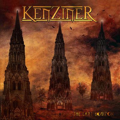 """Das Cover von """"The Last Horizon"""" von Kenziner"""
