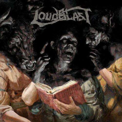 """Das Cover von """"Manifesto"""" von Loudblast"""