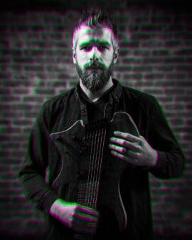 Haken Gitarrist Rich Henshall
