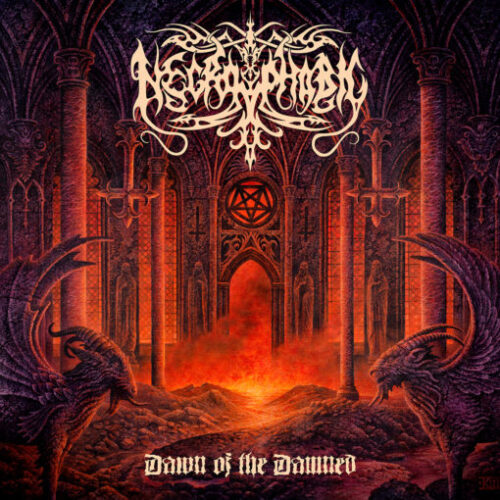 Cover - Necrophobic – Dawn Of The Damned