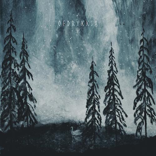 Cover - Ofdrykkja – Gryningsvisor