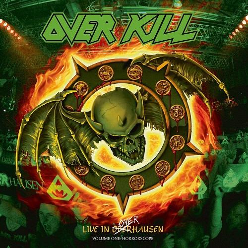 Cover - Overkill – Live In Overhausen (2CD+Bluray)