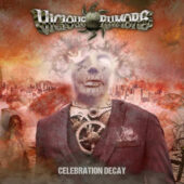 Vicious Rumors - Celebration Decay - CD-Cover