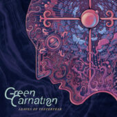 Green Carnation - Leaves Of Yesteryear - CD-Cover