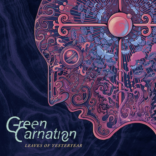Green Carnation - Leaves Of Yesteryear - Cover