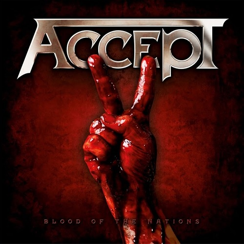 Cover - Accept – Blood Of The Nations